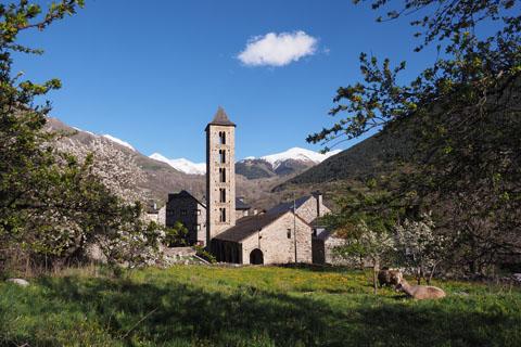 Santa Eulalia d'Erill la Vall